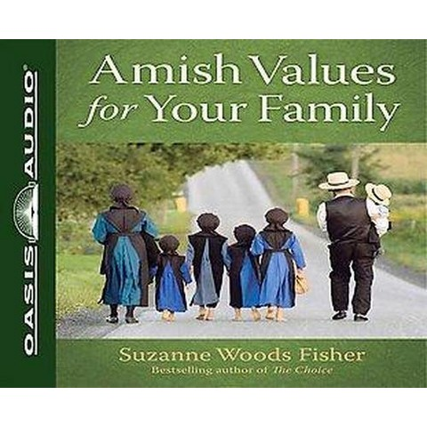 Amish Values for Your Family (Compact Disc)