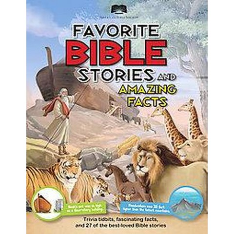 American Bible Society Favorite Bible Stories and Amazing Facts (Paperback)