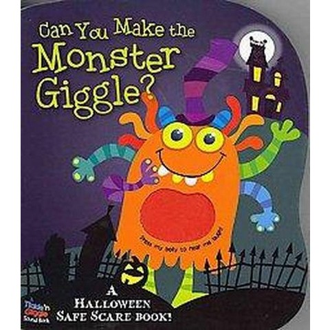 Can You Make the Monster Giggle? (Board)
