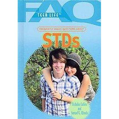 Frequently Asked Questions About STDs (Hardcover)
