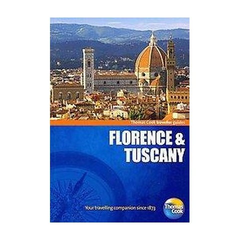 Thomas Cook Traveller Guides Florence & Tuscany (Paperback)