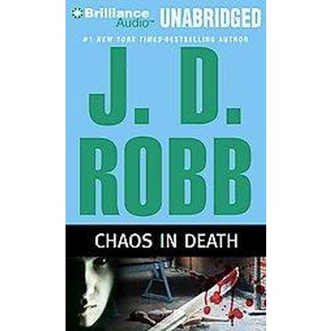 Chaos in Death (Unabridged) (Compact Disc)
