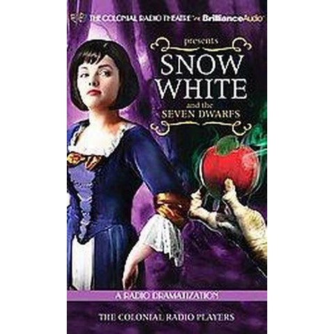 Snow White and the Seven Dwarfs (Unabridged) (Compact Disc)