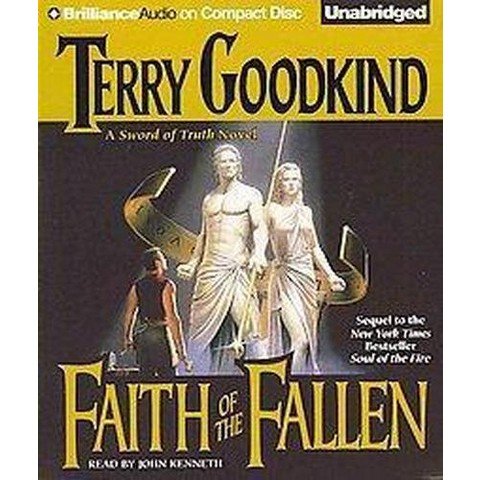 Faith of the Fallen (Unabridged) (Compact Disc)