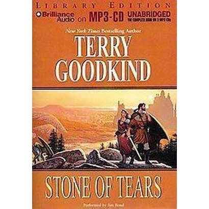 Stone of Tears (Unabridged) (Compact Disc)