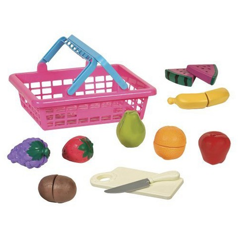 Play Circle Food Basket Assortment
