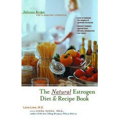 The Natural Estrogen Diet & Recipe Book (Subsequent) (Paperback)