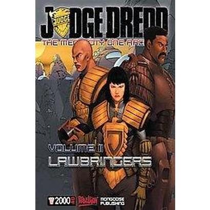Judge Dredd The Mega-City One Archives II (Hardcover)
