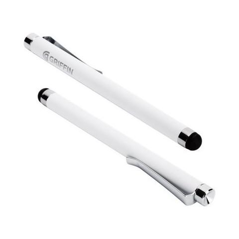 Griffin White Stylus Pen