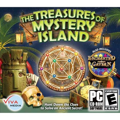 The Treasures of Mystery Island (PC Games)