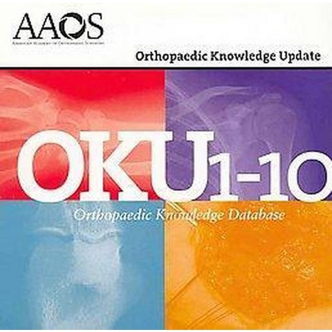 Orthopaedic Knowledge Update 1-10 (CD-ROM)