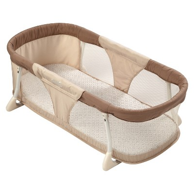 Summer Infant SwaddleMe® By Your Side® Sleeper - Tan