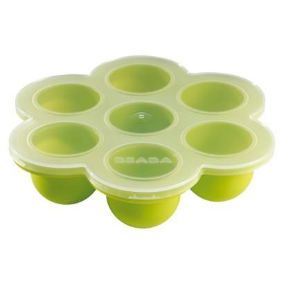 Beaba Multiportions Freezer Tray - Orange