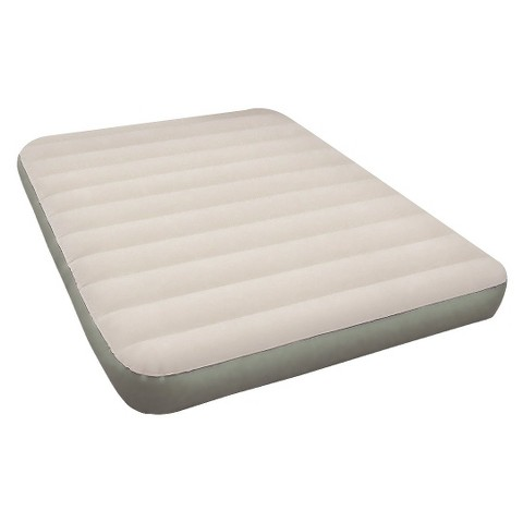 Full Single High Air Mattress with Pump
