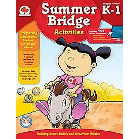 Summer Bridge Activities ( Summer Bridge Activities) (Canadian) (Paperback)