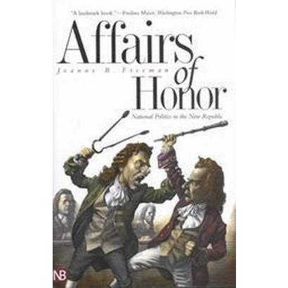 Affairs of Honor (Paperback)