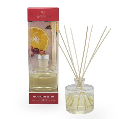 Mandarin Berry Reed Diffuser - Home Scents
