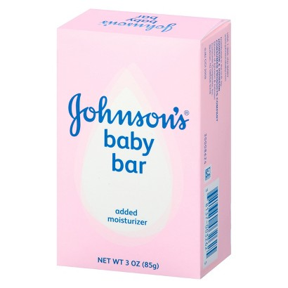 Johnson's Baby Soap Bar -- 3 oz
