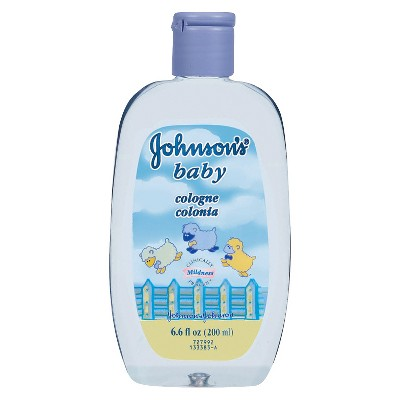 Johnson's Baby Cologne 6.6 fl oz