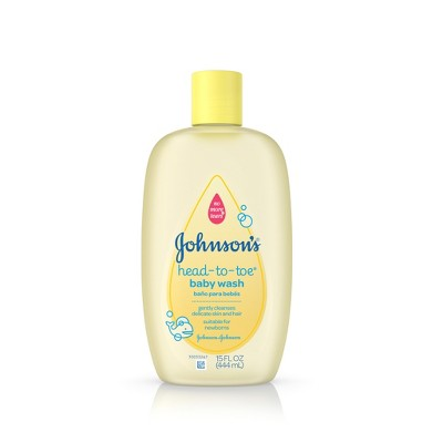 Johnson's Head-to-Toe Baby Wash - 15 oz.