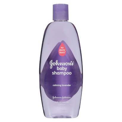 JohnsonS Baby Shampoo With Natural Lavender - 15 OZ