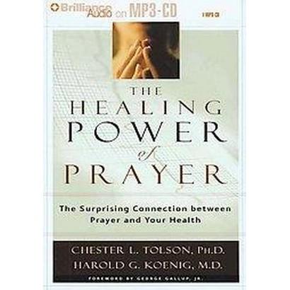The Healing Power of Prayer (Compact Disc)
