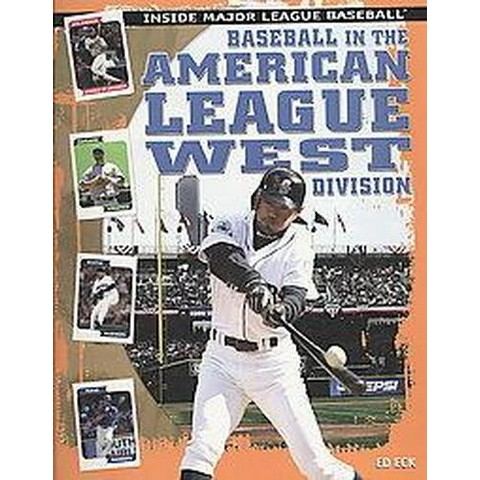 Baseball in the American League West Division (Paperback)