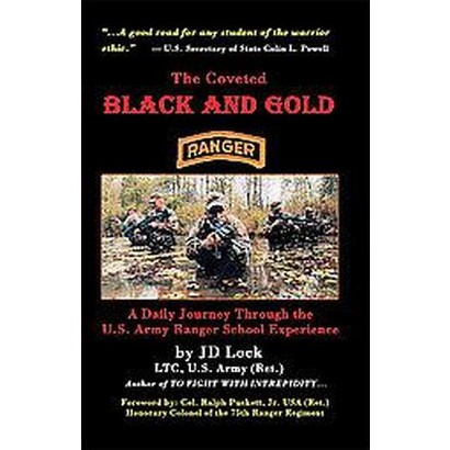 The Coveted Black And Gold (Hardcover)