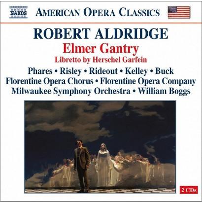 Robert Aldridge: Elmer Gantry