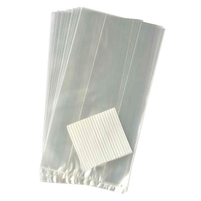 Clear Cellophane Treat Sacks, 20 ct.