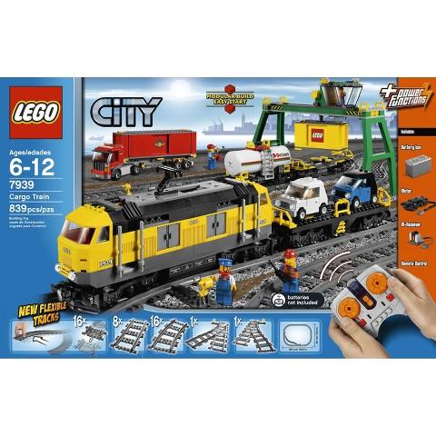 LEGO® City Cargo Train 7939