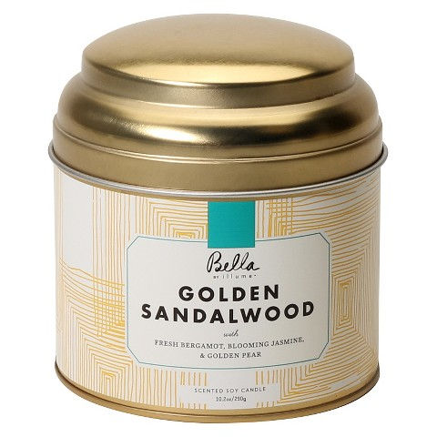Bella Capri Olive & Lemonwood Tin