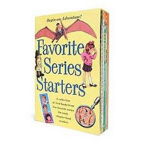 Favorite Series Starters (Paperback)