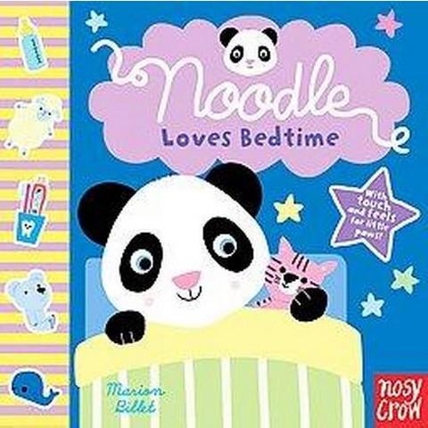Noodle Loves Bedtime (Board)