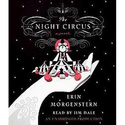 The Night Circus (Unabridged) (Compact Disc)