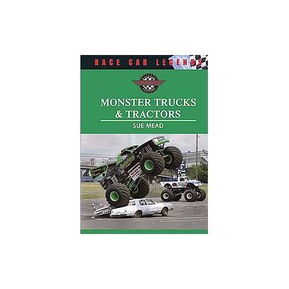 Monster Trucks & Tractors (Collectors) (Hardcover)