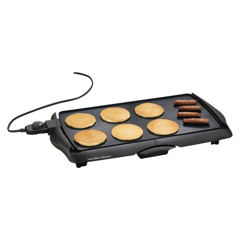 Hamilton Beach Electric Griddle- 38515