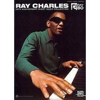The Ray Charles 80th Anniversary Sheet Music Collection (Paperback)
