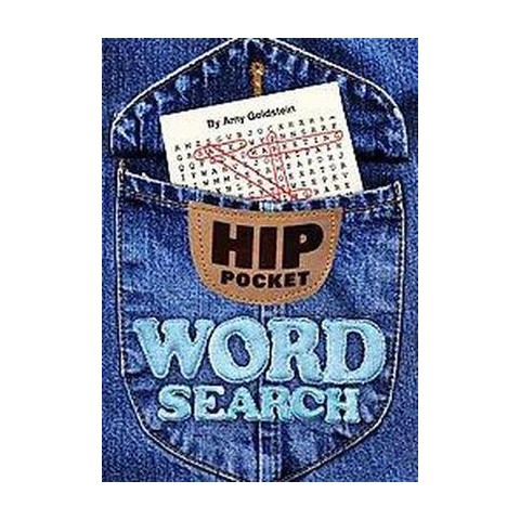 Hip Pocket Word Search (Paperback)