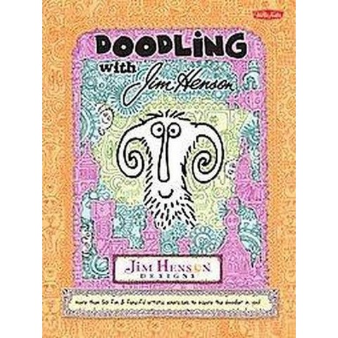 Doodling With Jim Henson (Paperback)