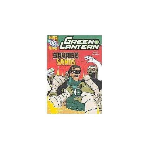 DC Super Heroes: Green Lantern (Hardcover)