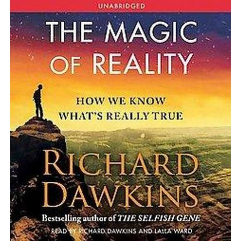 The Magic of Reality (Unabridged) (Compact Disc)