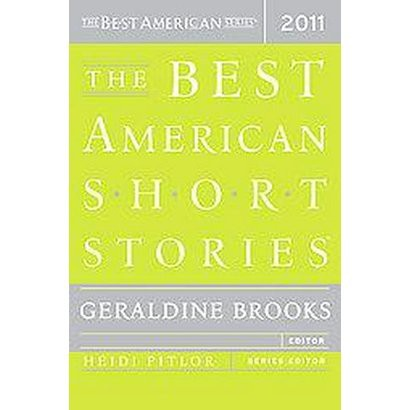 The Best American Short Stories 2011 (Hardcover)
