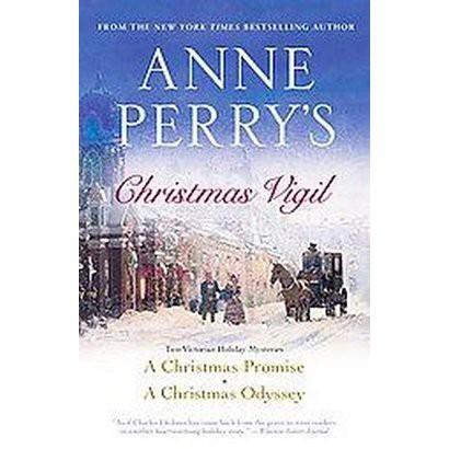 Anne Perry's Christmas Vigil (Reprint) (Paperback)