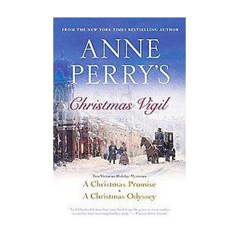 Anne Perry's Christmas Vigil (Reprint) (Paperback)