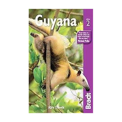 Bradt Travel Guide Guyana (Paperback)