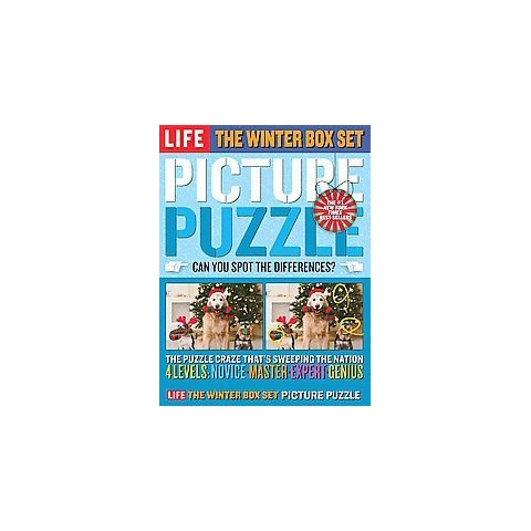 Life Picture Puzzle Winter (Paperback)