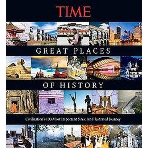 Great Places of History (Hardcover)