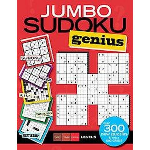 Jumbo Sudoku Genius (Paperback)