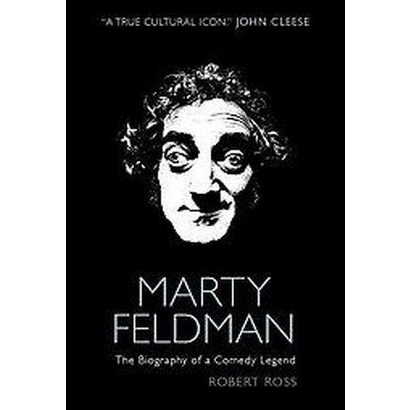 Marty Feldman (Hardcover)